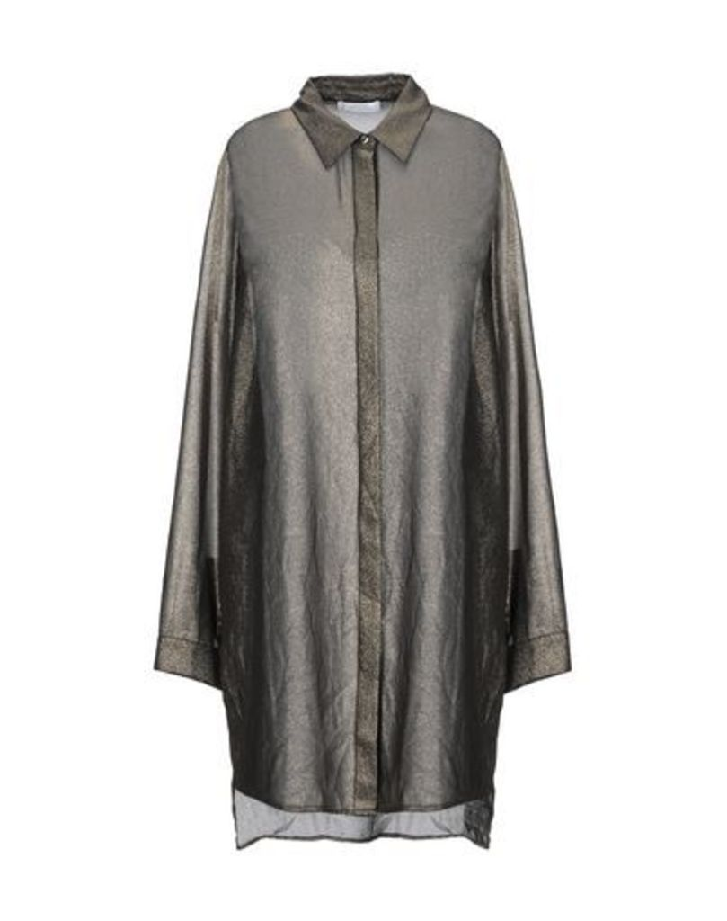 VERSACE COLLECTION SHIRTS Shirts Women on YOOX.COM