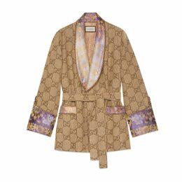 GG linen jacket