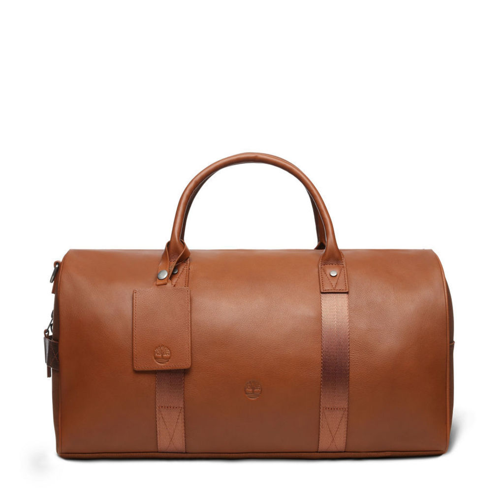 Timberland Tuckerman Duffel bag In Light Brown Light Brown Unisex, Size ONE