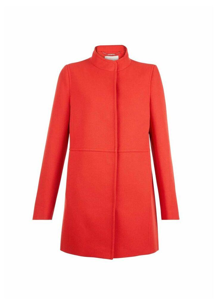 Blair Coat Chilli Red 8