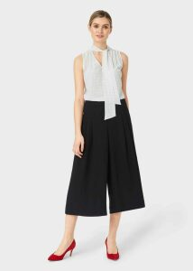 Fiona Dress Navy Multi