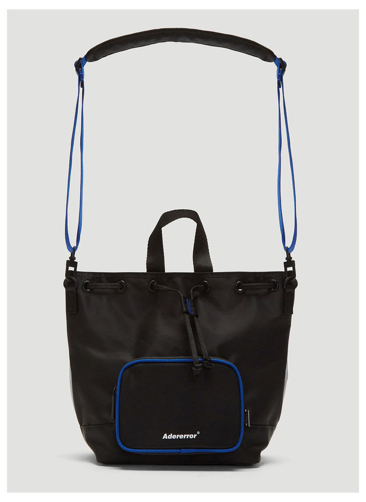 Ader Error Cross Body Bag in Black size One Size