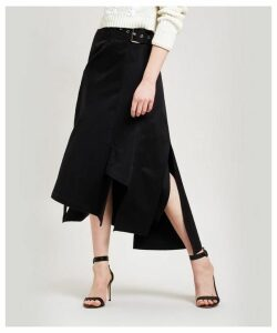 3.1 Phillip Lim Utility Belted Skirt