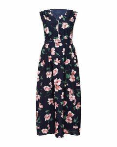 Mela London Curve Zip Up Maxi Dress