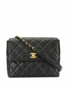 Chanel Vintage CC logo shoulder bag - Black
