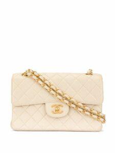 Chanel Pre-Owned Double Face shoulder bag - Neutrals