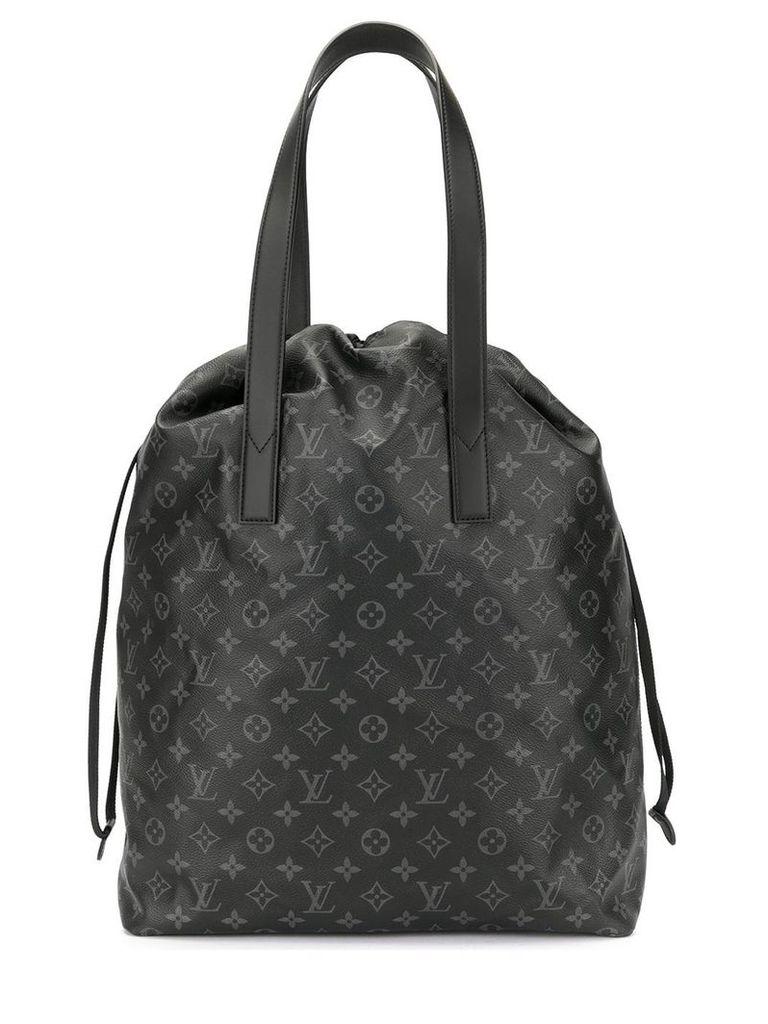 Louis Vuitton Vintage Cabas light drawstring handbag - Black