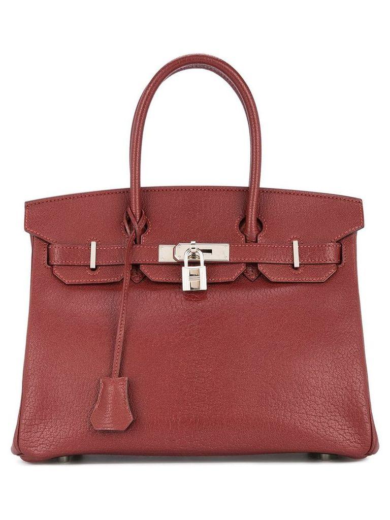 Hermès Vintage Birkin 30 bag - Red