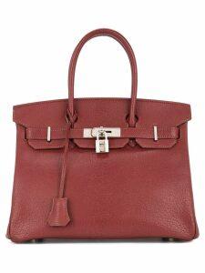 Hermès Pre-Owned Birkin 30 bag - Red