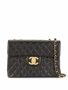 CHANEL PRE-OWNED quilted shoulder bag - Black