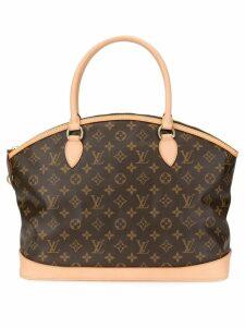 Louis Vuitton Pre-Owned Lockit Vertical - Brown