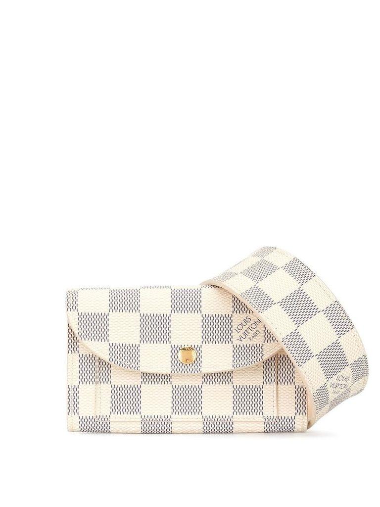 Louis Vuitton Vintage Ceinture Pochette Solo - Neutrals
