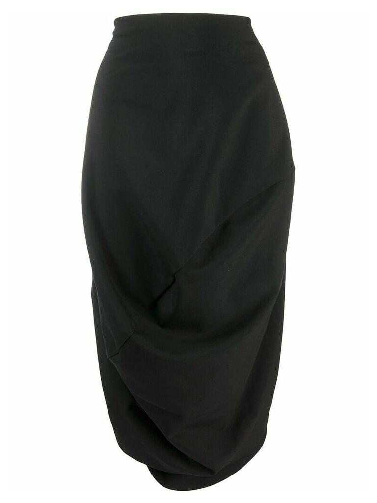 Comme Des Garçons Vintage 1990's Lumps And Bumps skirt - Black