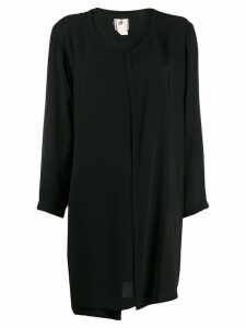 COMME DES GARÇONS PRE-OWNED 1991's shift T-shirt dress - Black