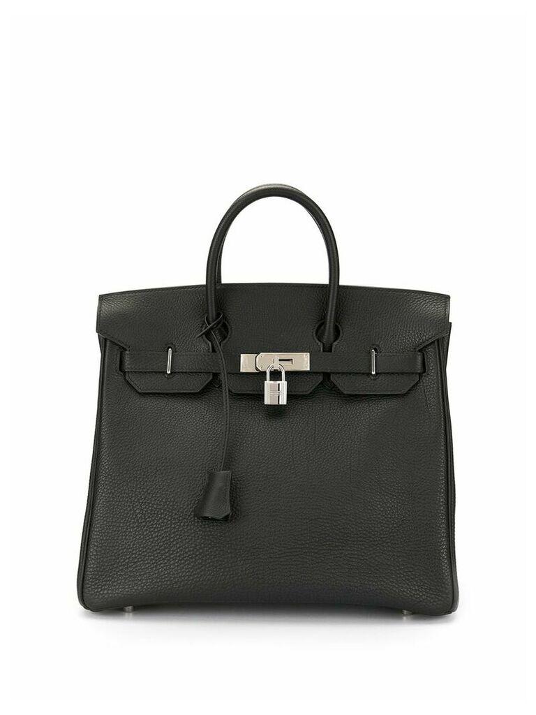 Hermès Vintage Aucroix 32 handbag - Black