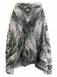 Alexander McQueen 2008's polka dots skirt - Grey