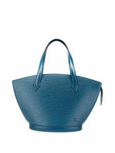 Louis Vuitton Pre-Owned Saint Jacques Epi tote bag - Blue