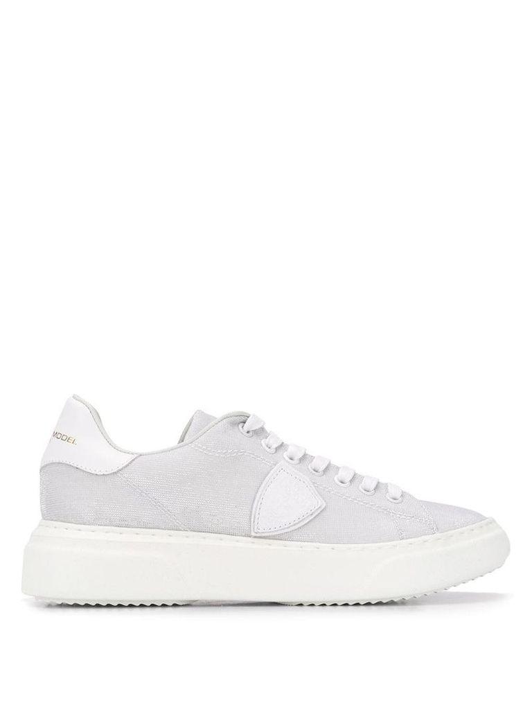 Philippe Model Paris sneakers - Silver