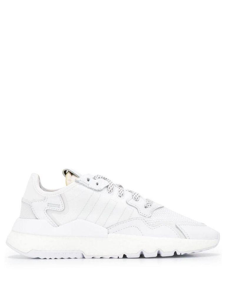 Adidas Nite Jogger sneakers - White