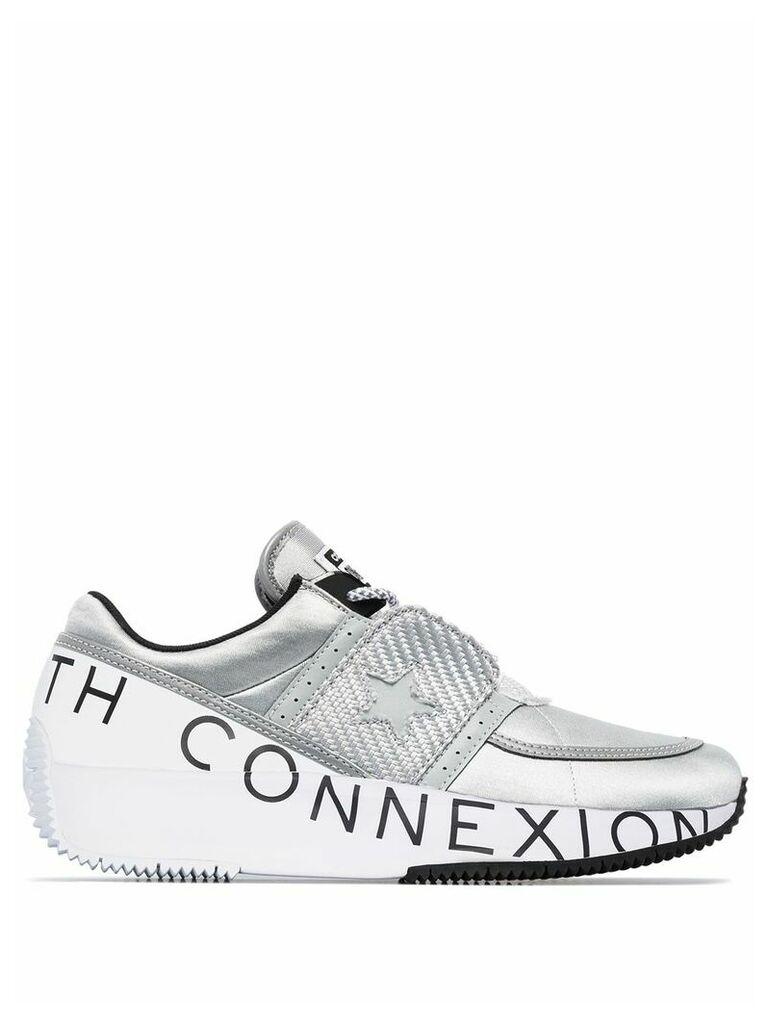 Converse X Faith Connexion Run Star low-top sneakers - Metallic