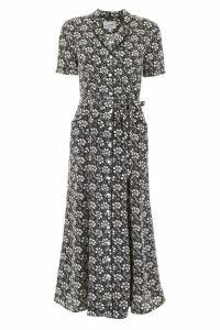 HVN Long Maria Dress