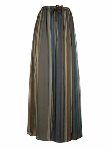 Brunello Cucinelli Pleated Skirt