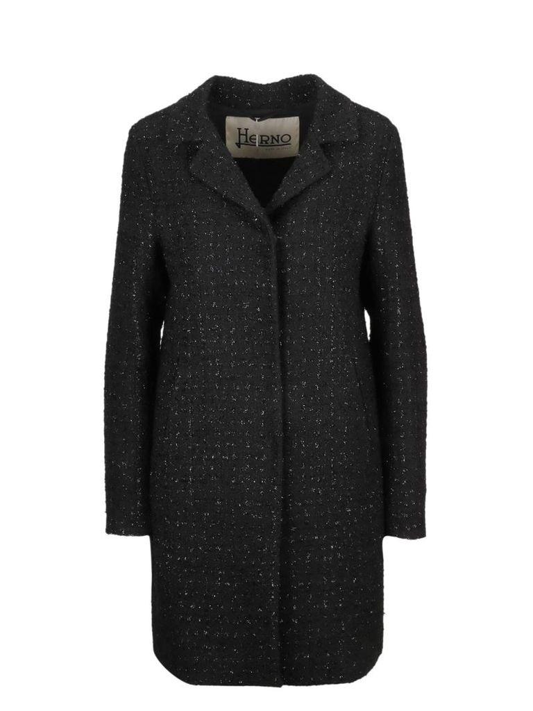 Herno Concealed Front Coat