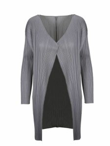 Pleats Please By Issey Miyake Micro Pleated Coat