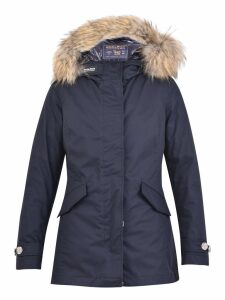 Woolrich Artic Nylon Padded Parka