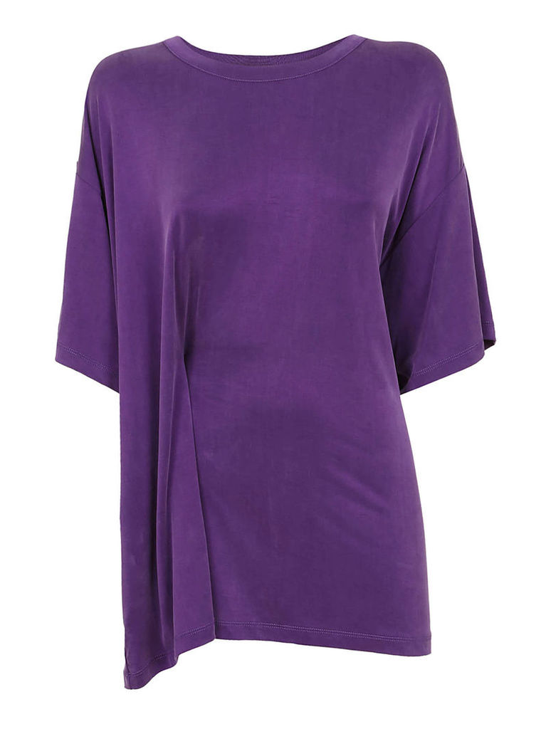 Mm6 Maison Margiela Draped Blouse
