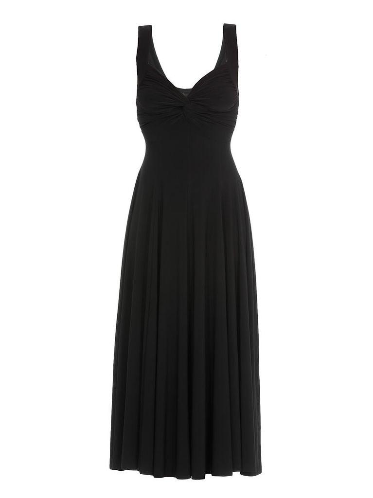 Norma Kamali Draping Dress