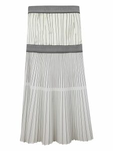 SportMax Striped Skirt