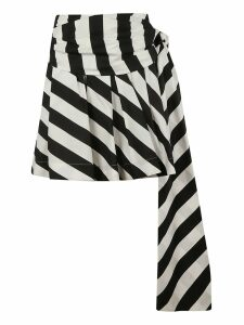 MSGM Bow Tie Detail Skirt