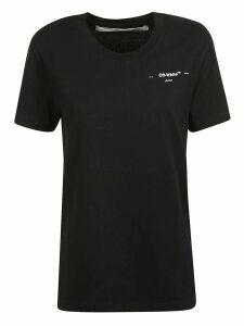 Off-White Hanna Leaves T-shirt