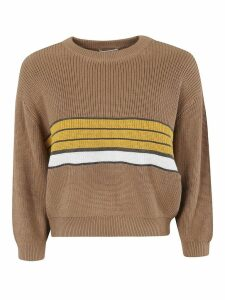 Brunello Cucinelli Striped Sweatshirt