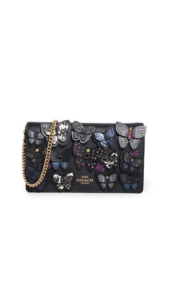 Coach 1941 Butterfly Applique Callie Bag