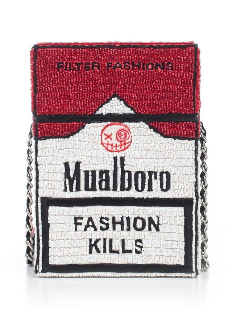 Mualboro Red Cigarette Bag