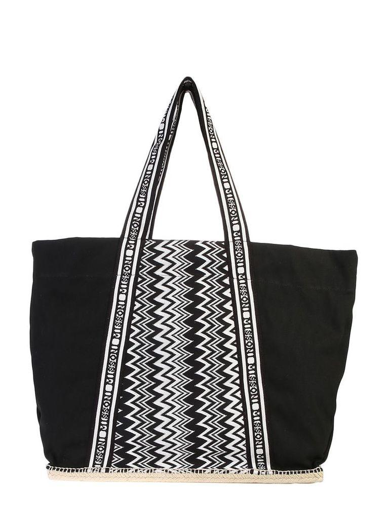 Castañer Striped Bag