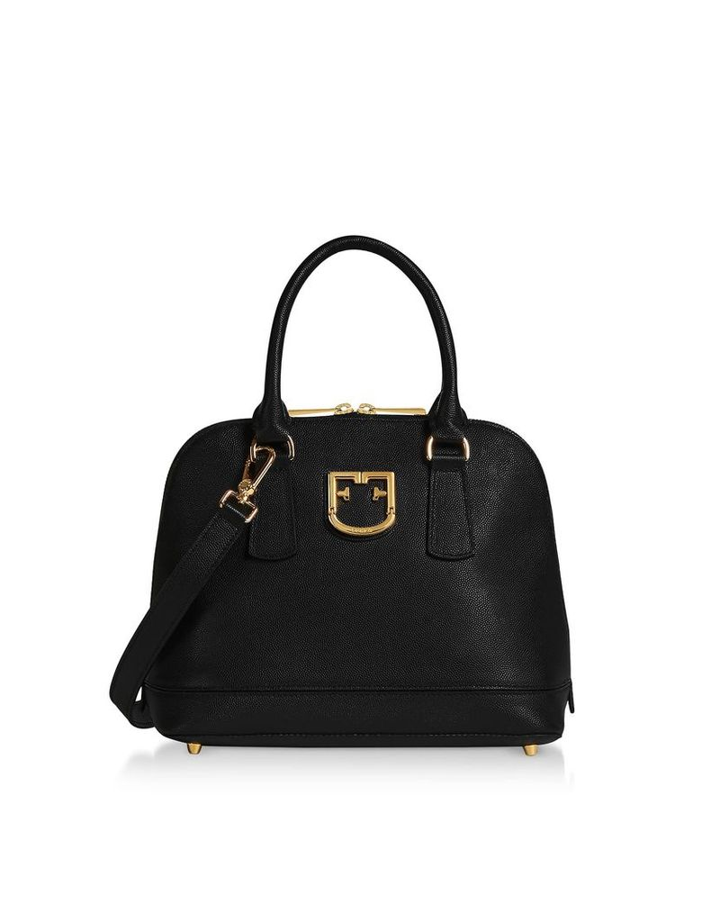 Furla Fantastica S Dome Satchel Bag