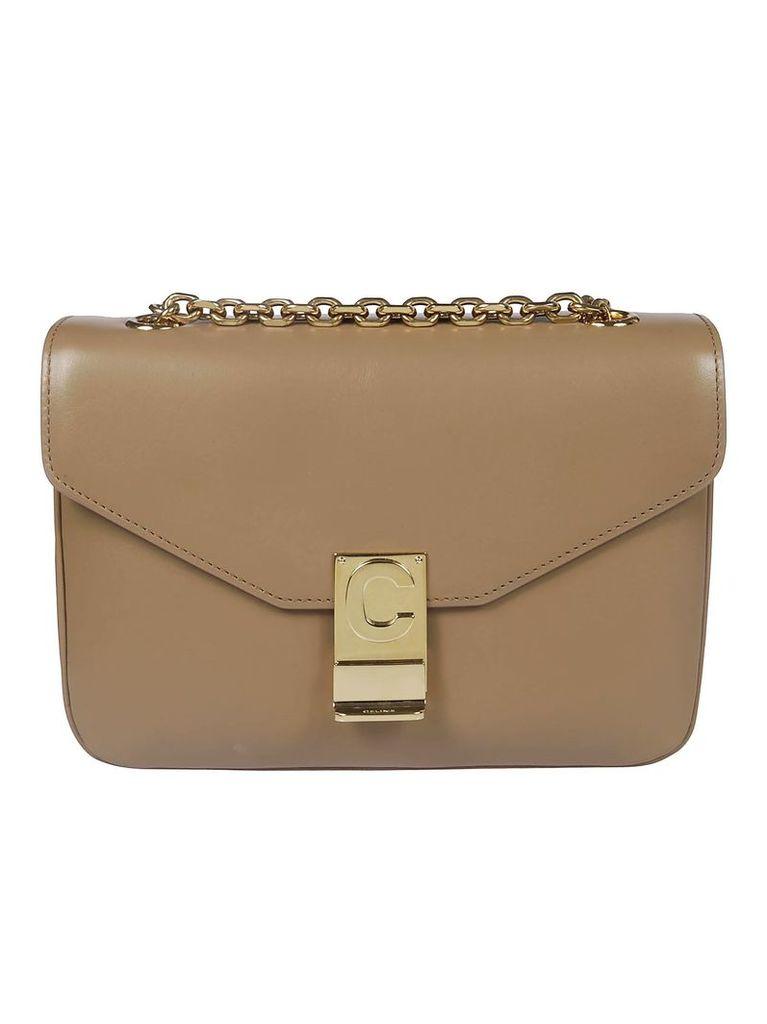 Celine Medium C Shoulder Bag