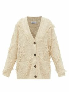 Adriana Degreas X Cult Gaia - X Cult Gaia Tropical Print Crepe Maxi Dress - Womens - Green