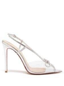 Anaak - Isadora Topstitched Cotton Dress - Womens - Blue