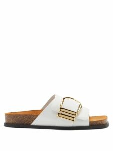 Kalita - Brigitte Silk Habotai Maxi Dress - Womens - Green