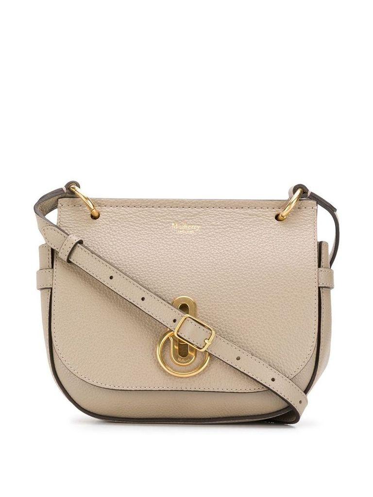 Mulberry small Amberley satchel - Grey