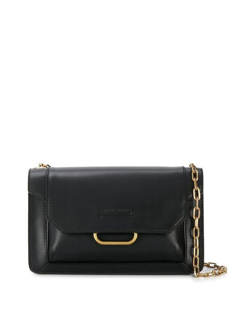 Isabel Marant Skamy lock vintage bag - Black