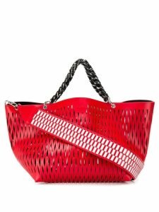 Sonia Rykiel Le Baltard basket bag - Red