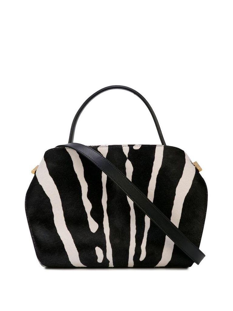 Oscar de la Renta printed Nolo handbag - Black
