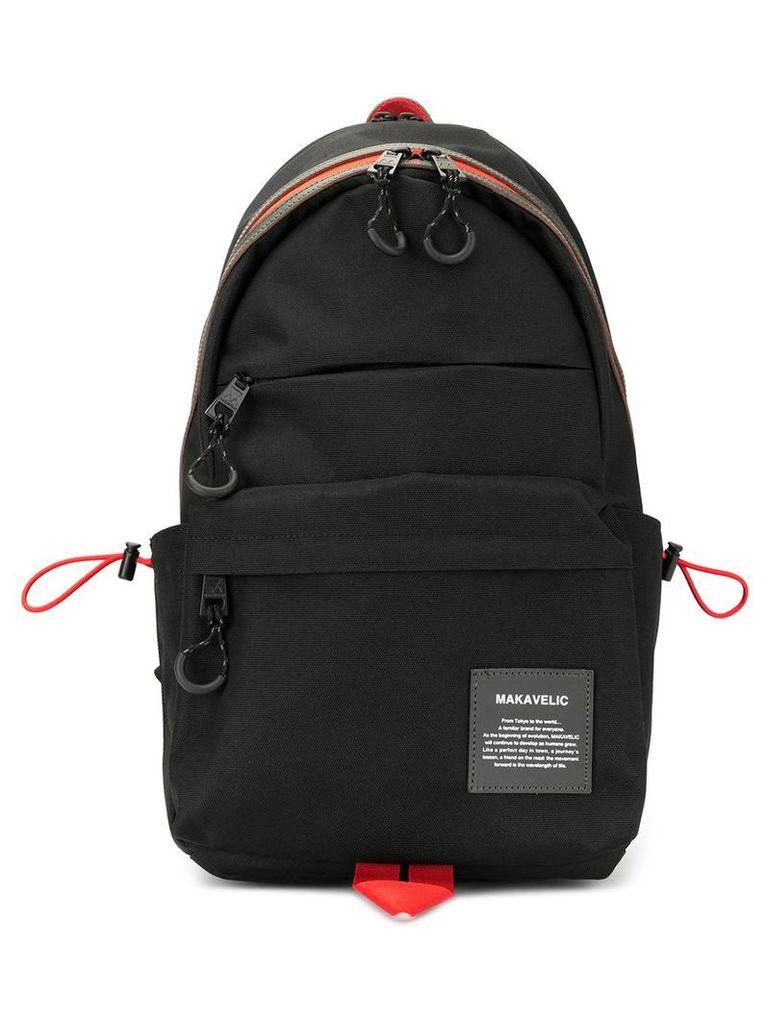 Makavelic Shuttle backpack - Black