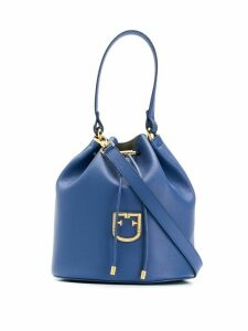 Furla Corona bucket bag - Blue