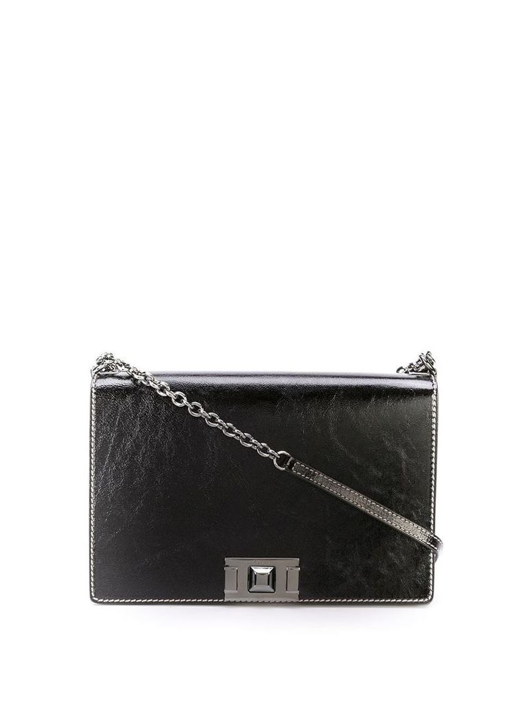 Furla mini crossbody bag - Black
